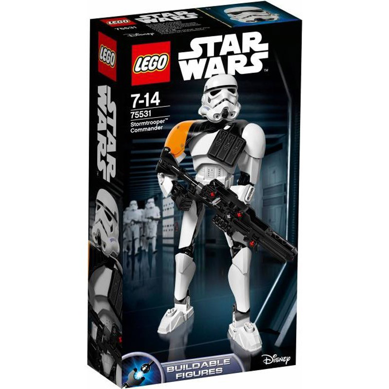 LEGO 75531 Star Wars Stormtrooper Commander