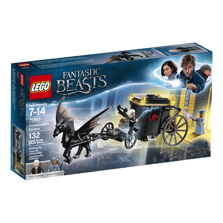 Harry Potter 75951 Grindelwalds Escape
