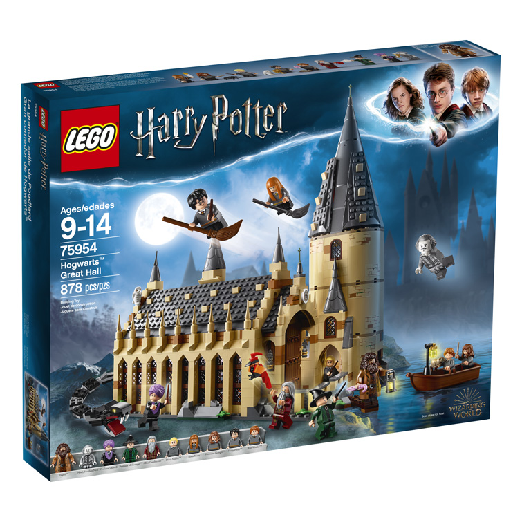 Harry Potter 75954 Hogwarts Great Hall