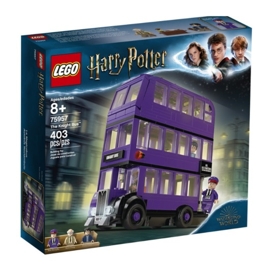 LEGO® 75957 The Knight Bus