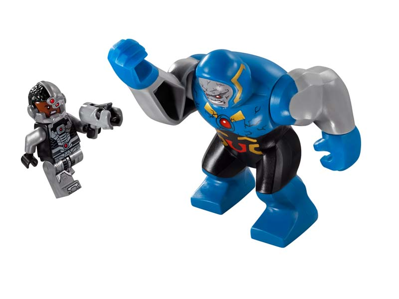 Super Heroes 76028 Darkseid Invasion