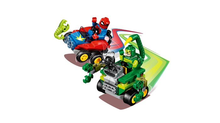LEGO 76071 Super Heroes Mighty Micros Spider-Man vs Scorpion