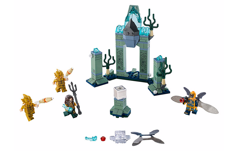 LEGO 76085 Super Heroes Battle of Atlantis