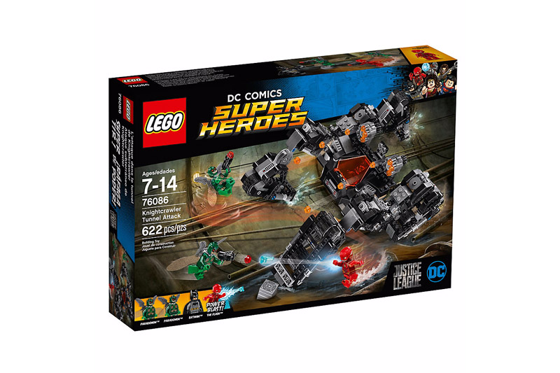LEGO 76086 Super Heroes Knightcrawler Tunnel Attack