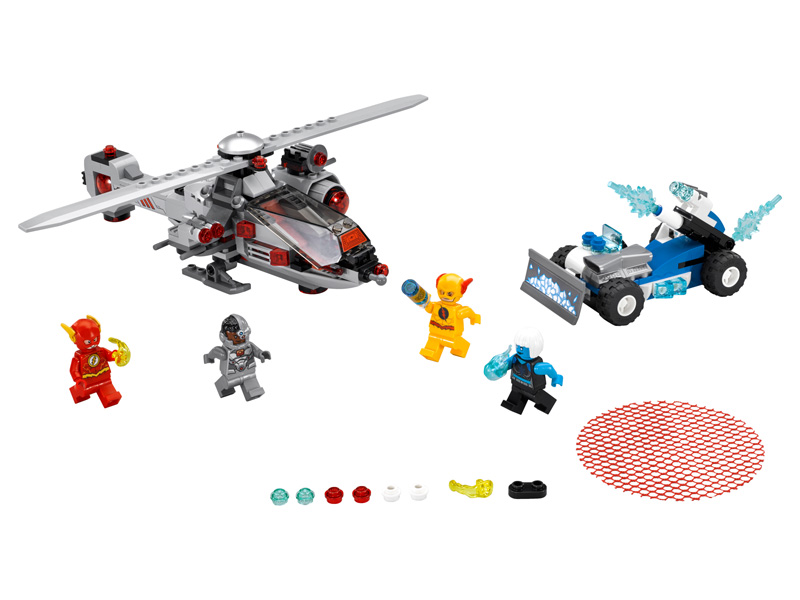 Super Heroes 76098 Speed Force Freeze Pursuit