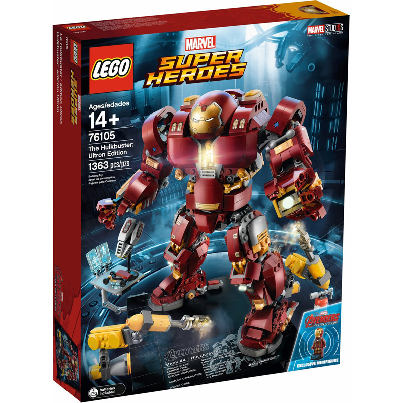 LEGO® 76105 The Hulkbuster Ultron Edition