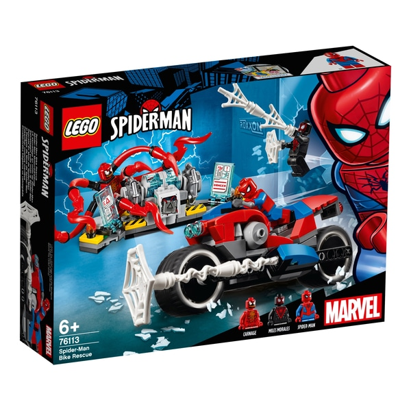 LEGO® 76113 Spider-Man Bike Rescue