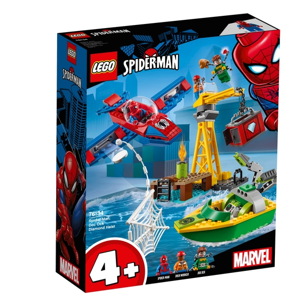 LEGO® 76134 Spider-Man Doc Ock Diamond Heist