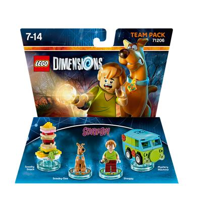 LEGO Dimensions Team Pack - Scooby-Doo