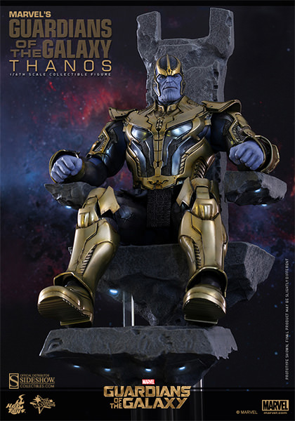 Guardians of the Galaxy Thanos Sixth Scale Figure by Hot Toys