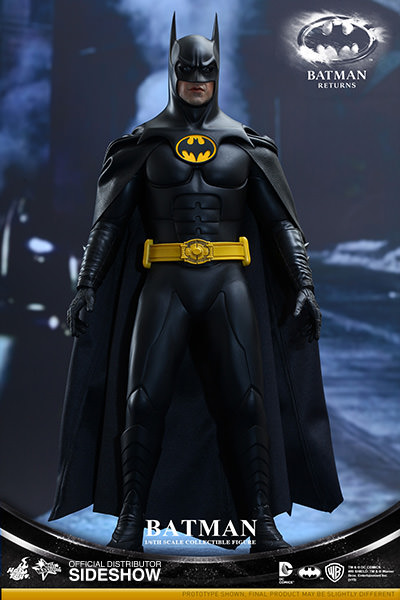 Batman Sixth Scale Figure Set by Hot Toys