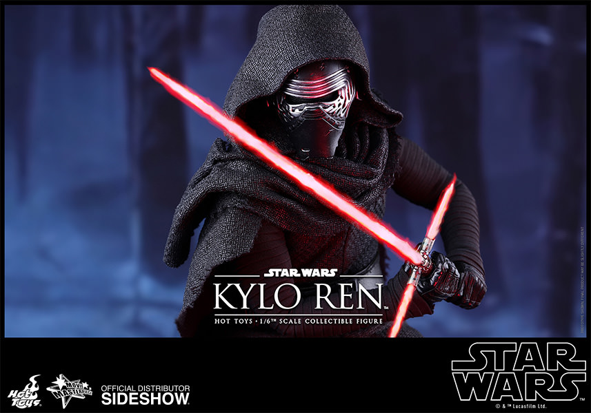 Star Wars Kylo Ren Sixth Scale Figure by Hot Toys