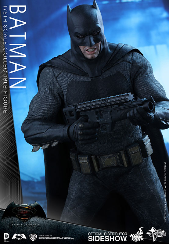 Batman Sixth Scale Figure by Hot Toys Dawn of Justice