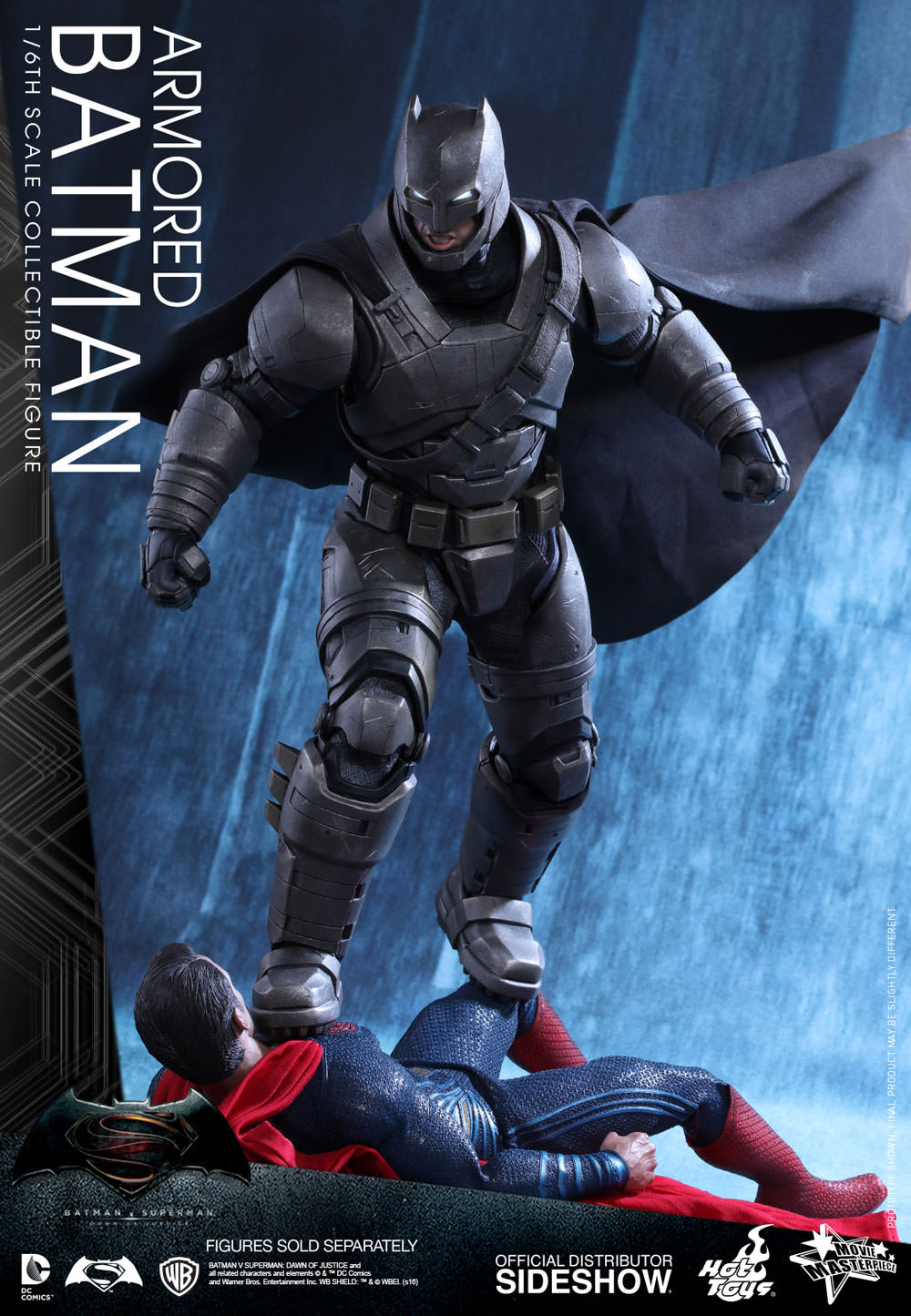 Armored Batman Batman Sixth Scale Figure by Hot Toys