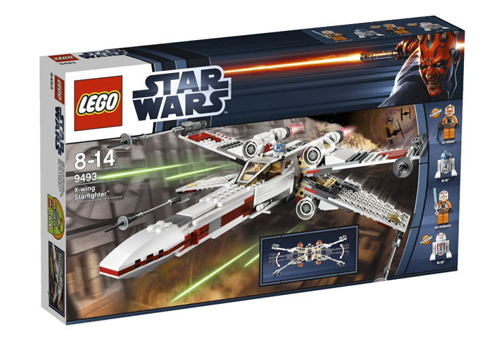 LEGO® Star Wars™ X-Wing Starfighter 9493