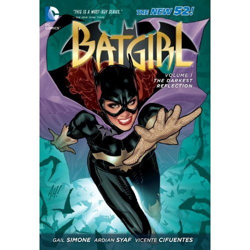 Batgirl Volume 1: The Darkest Reflection TP