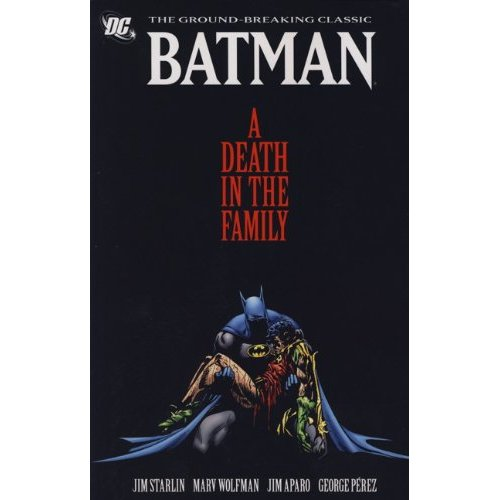 Batman - A Death in the Family [New Edition]