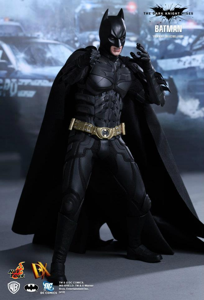 Batman The Dark Knight Rises 1/6th Hot Toys DX Figure