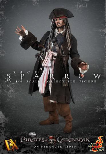 Pirates of the Caribbean 4 - Jack Sparrow