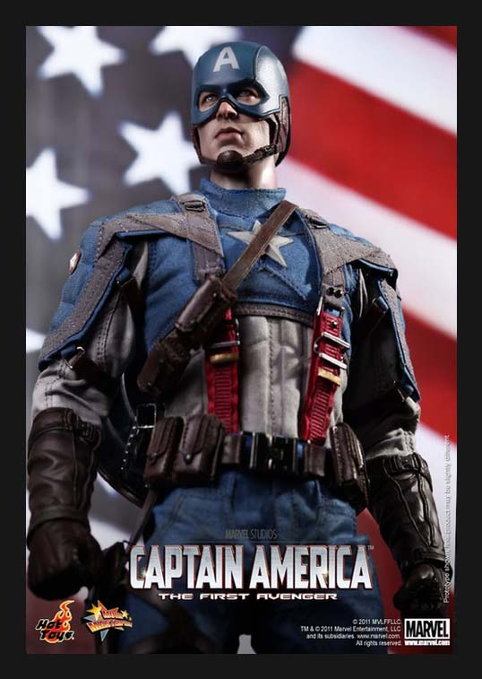 Captain America - The First Avenger Figure