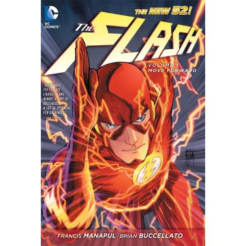 Flash Volume 1: Move Forward HC