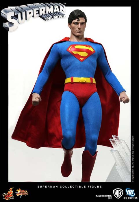 Superman - Christopher Reeve Figure Hot Toys