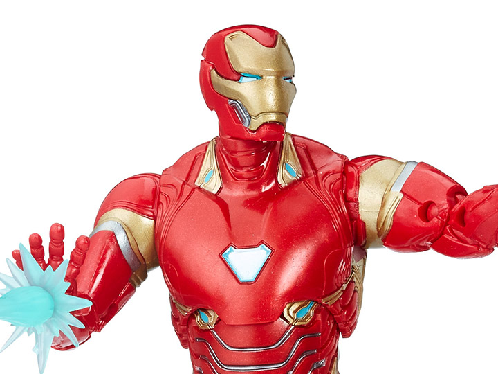 Avengers: Infinity War Marvel Legends Iron Man