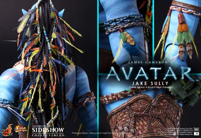Avatar - Jake Sully 18 inch Figure