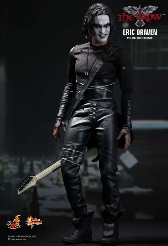 The Crow Eric Draven - Sixth Scale Figure by Hot Toys