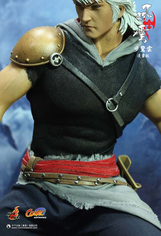 Cloud Sixth Scale Figure by Hot Toys
