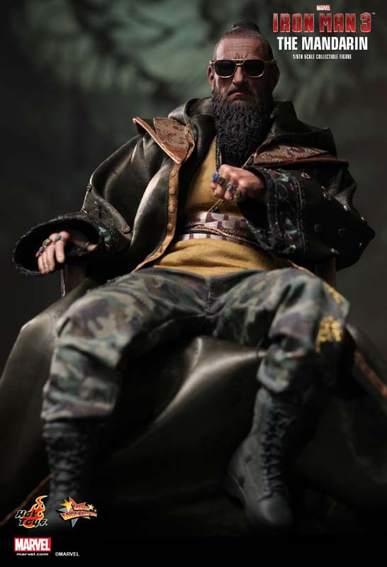 Iron Man 3 The Mandarin by Hot Toys