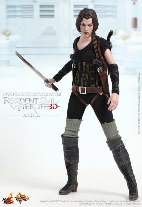 Resident Evil - Afterlife Alice 12 inch Figure