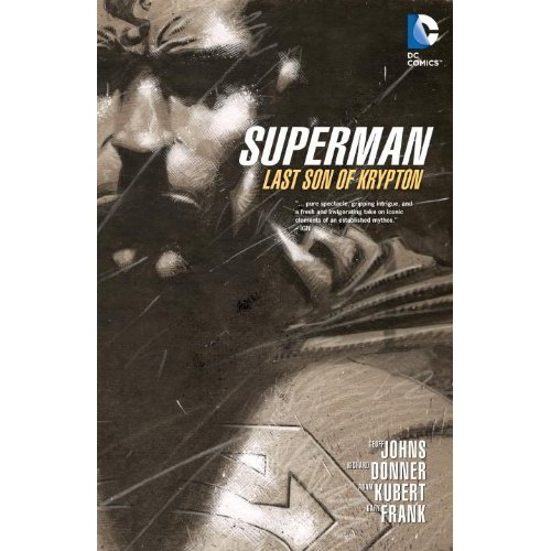 Superman Last Son of Krypton TP