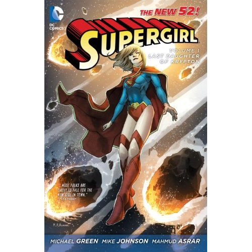 Supergirl Volume 1: The Last Daughter of Krypton