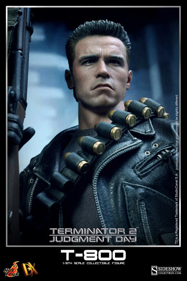 T-800 Terminator 2 - Judgement Day Hot Toys