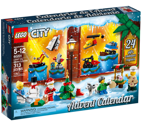 Special Offer CITY Advent Calendar shop now!