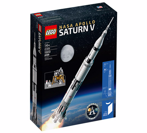 Special Offer NASA Apollo Saturn V shop now!