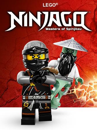 Lego toys - Lego ninjago saison 2 ...