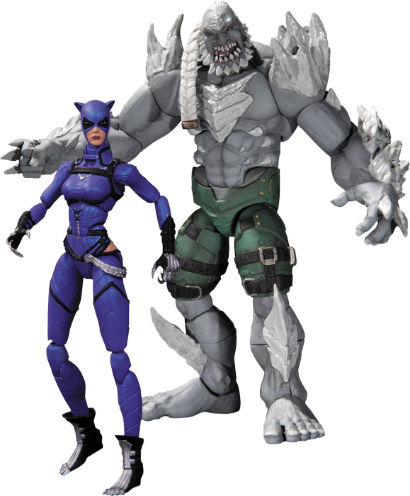Injustice - Catwoman vs Doomsday 2-Pack