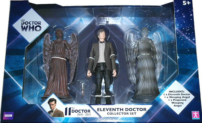Dr Who Eleventh Doctor Collector Set