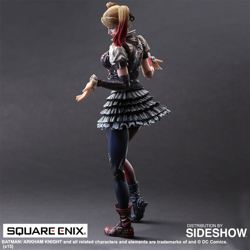 Batman Arkham Knight Harley Quinn Play Arts Kai Action Figure
