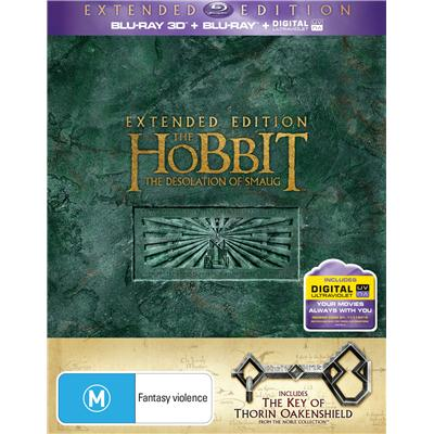 Hobbit, The: The Desolation Of Smaug (Extended Edition) 3D