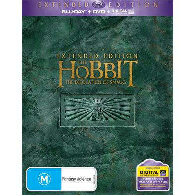 Hobbit, The: The Desolation Of Smaug (Extended Edition)