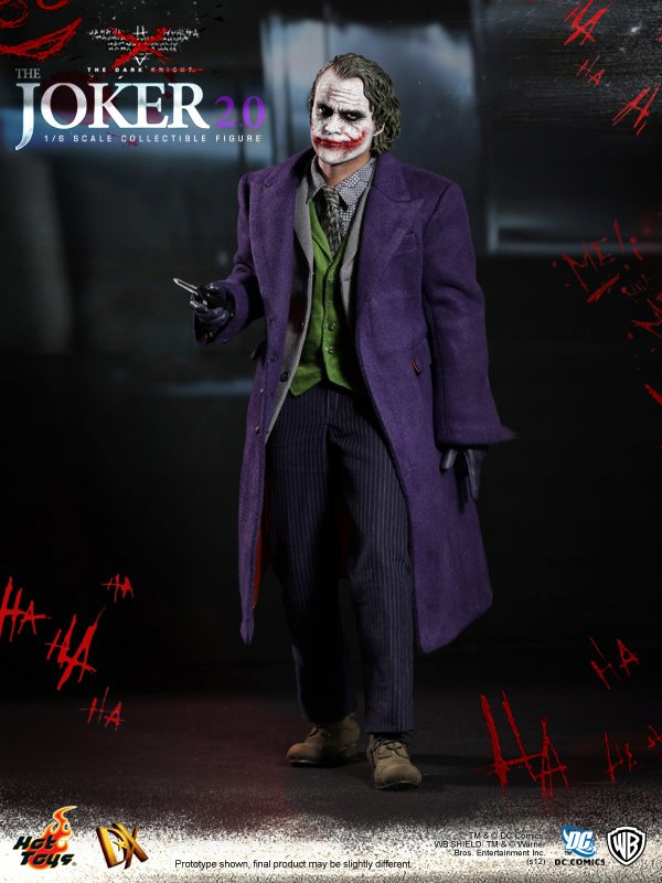 The Joker 2.0 DX 11 Series Hot Toys