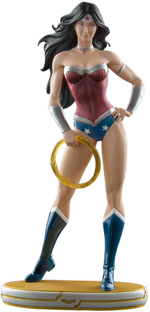 Wonder Woman DC Cover Girls Wonder Woman 10inch Statue