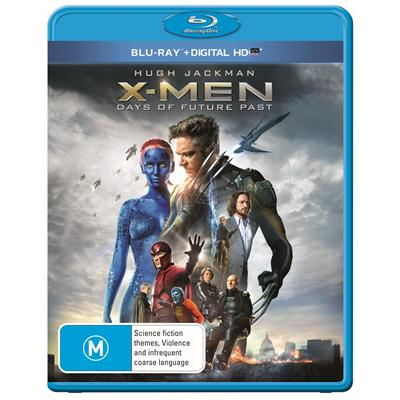 X-Men: Days Of Future Past Blu Ray