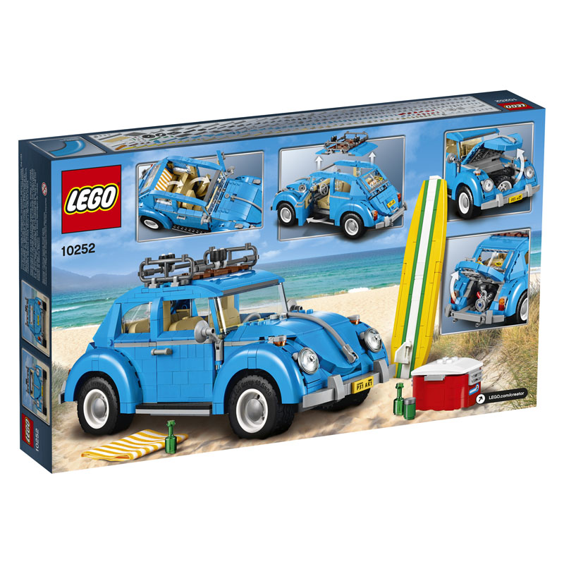 LEGO 10252 Creator Volkswagen Beetle - $104 99 : shopforme