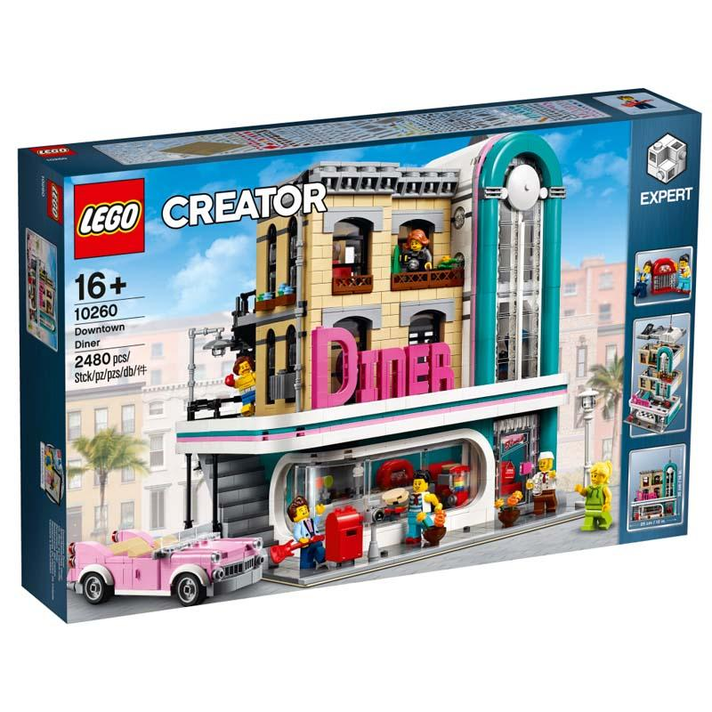 LEGO® CREATOR 10260 Downtown Diner