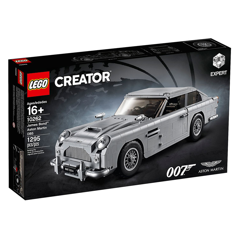 LEGO® Creator 10262 James Bond Aston Martin DB5