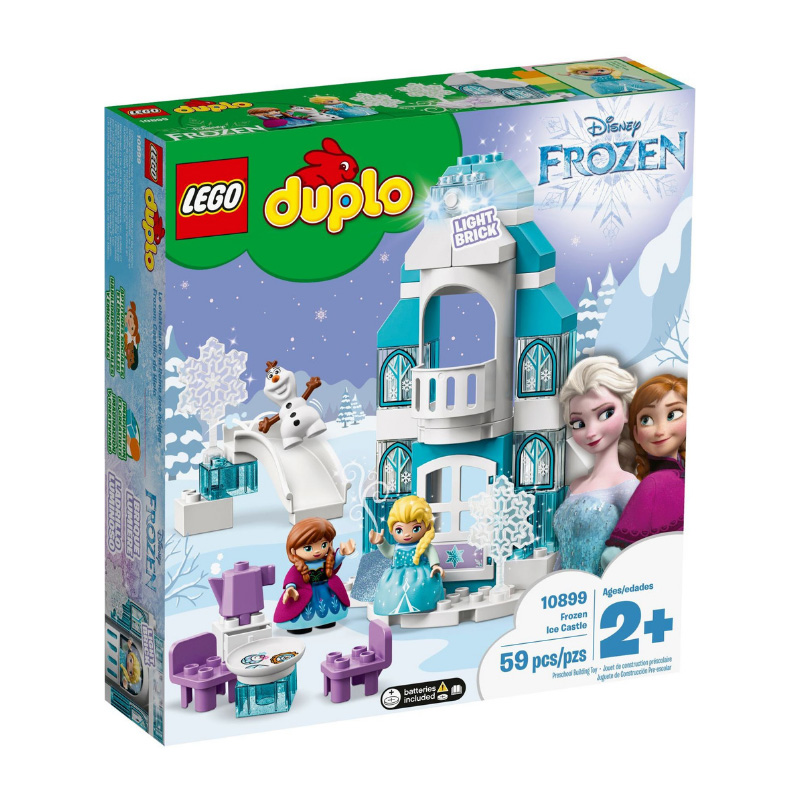 DUPLO 10899 Frozen Ice Castle